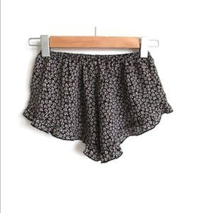 Brandy Melville Kiera Floral Shorts